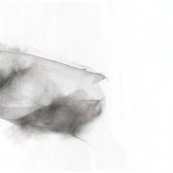 N˚ 16 Grønn 35x55 Tinta sobre papel